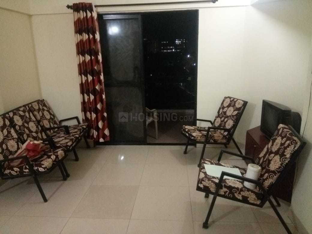 Living Room Image of 1150 Sq.ft 2 BHK Apartment for rent in Hadapsar for 22500