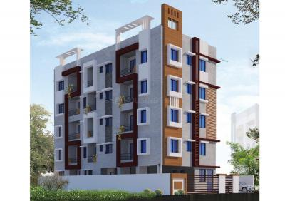 Gallery Cover Image of 1250 Sq.ft 3 BHK Independent Floor for buy in New Town for 6000000