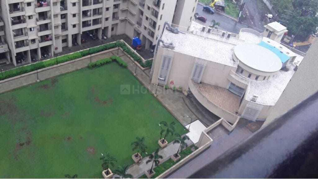 Garden Area Image of 607 Sq.ft 1 BHK Apartment for rent in Kalyan West for 8000