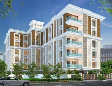 Gallery Cover Image of 2578 Sq.ft 3 BHK Apartment for buy in Padmarao Nagar for 18846000