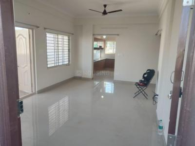 Gallery Cover Image of 1250 Sq.ft 2 BHK Apartment for rent in Abbigere for 17000