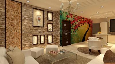 Gallery Cover Image of 645 Sq.ft 1 BHK Apartment for rent in Surya Nagar for 7000