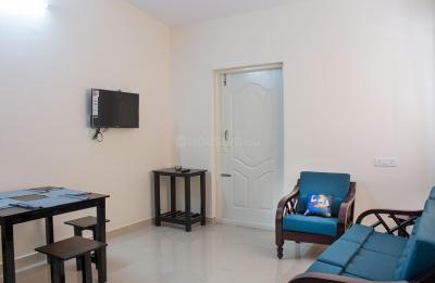 Living Room Image of PG 4643483 Marathahalli in Marathahalli