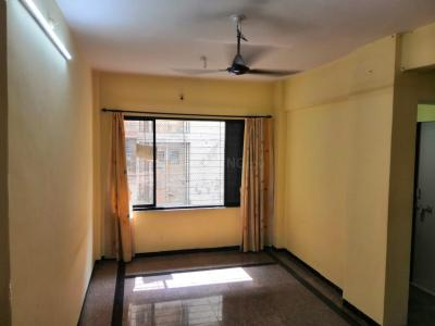 Gallery Cover Image of 600 Sq.ft 1 BHK Apartment for rent in Vaishno Devi Apartment, Kopar Khairane for 15000