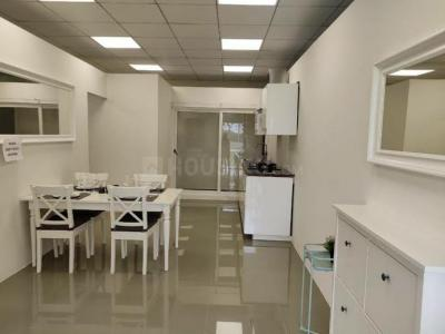 Gallery Cover Image of 1203 Sq.ft 3 BHK Apartment for buy in Incor Lake City, Ramachandra Puram for 4600000