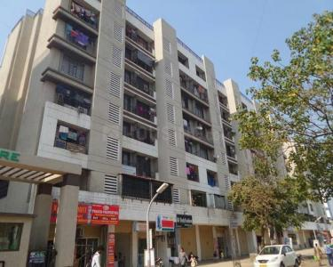 Gallery Cover Image of 568 Sq.ft 1 BHK Apartment for rent in Kasarvadavali, Thane West for 14000