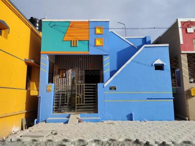 Gallery Cover Image of 512 Sq.ft 1 BHK Independent House for buy in Veppampattu for 1600000