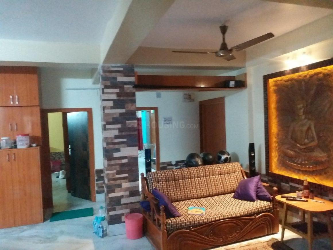 Living Room Image of 1400 Sq.ft 4 BHK Apartment for rent in Mourigram for 16000