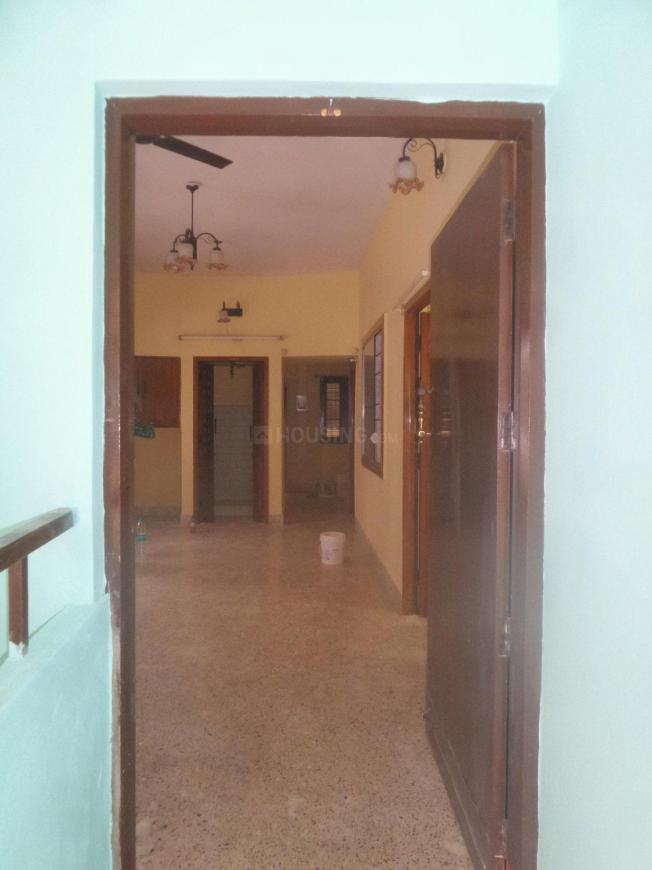 Main Entrance Image of 1250 Sq.ft 2 BHK Apartment for rent in Basaveshwara Nagar for 15000