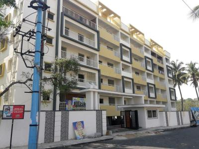 Gallery Cover Image of 1530 Sq.ft 3 BHK Apartment for buy in Griha Mithra Grand Gandharva, RR Nagar for 6400000