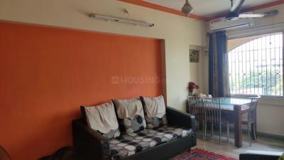 Hall Image of 750 Sq.ft 2 BHK Apartment for buy in Thane West for 12500000