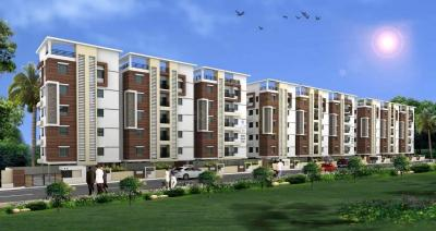 Gallery Cover Image of 1135 Sq.ft 2 BHK Apartment for buy in Bhadurpalle for 3600000
