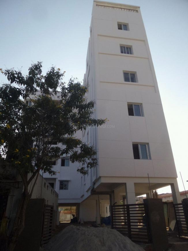 Building Image of 1150 Sq.ft 2 BHK Apartment for buy in Mansoorabad for 4100000