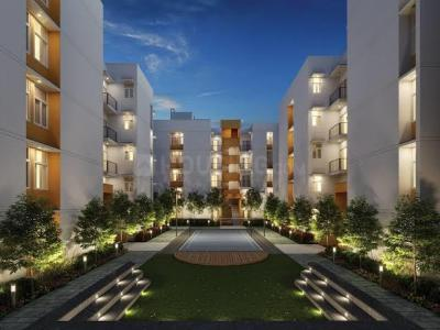 Gallery Cover Image of 679 Sq.ft 2 BHK Apartment for buy in Mahindra Lifespaces Happinest Boisar - Phase 2 , Boisar for 2250000