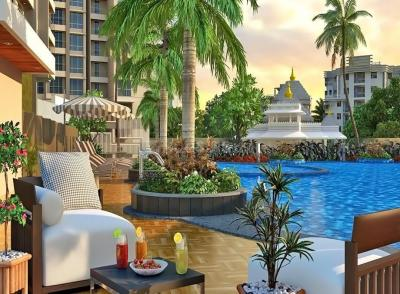 Gallery Cover Image of 1250 Sq.ft 2 BHK Apartment for buy in Sonam Indraprasth, Mira Road East for 16900000
