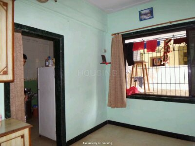 Gallery Cover Image of 380 Sq.ft 1 RK Apartment for buy in Shiv Sagar, Airoli for 4250000