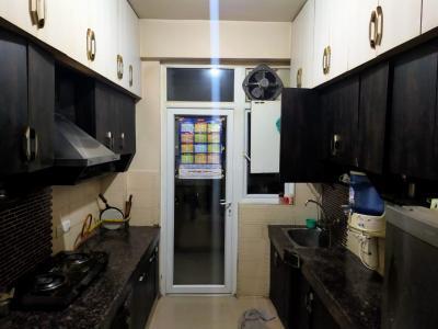 Kitchen Image of Sam Residency in Crossings Republik
