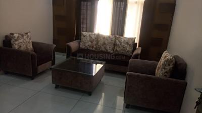 Gallery Cover Image of 650 Sq.ft 1 BHK Independent Floor for rent in Aman Vihar for 13000
