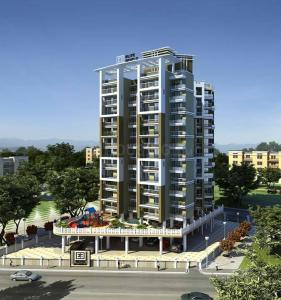 Gallery Cover Image of 1160 Sq.ft 2 BHK Apartment for rent in Nath Elite Heights, Kharghar for 25000
