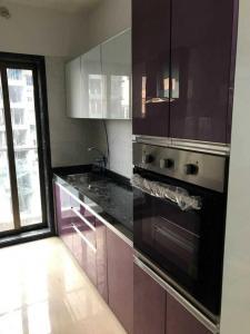 Kitchen Image of Meridian Stays in Andheri West