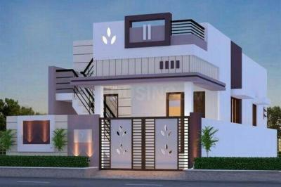 Gallery Cover Image of 1100 Sq.ft 2 BHK Independent House for buy in Nehrugram for 4780000
