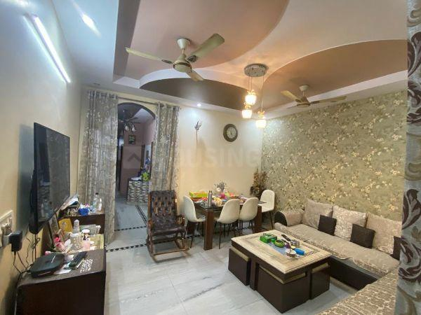 Hall Image of 1600 Sq.ft 3 BHK Independent Floor for buy in Mansarover Garden for 16500000