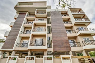 Building Image of Oyo Life Blr2057 in R.K. Hegde Nagar