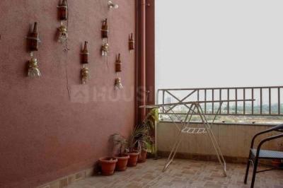 Balcony Image of C 605, Dsk Gandhakosh in Baner