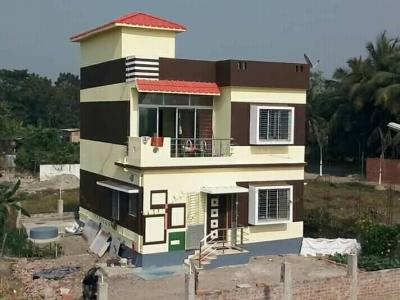 Gallery Cover Image of 580 Sq.ft 2 BHK Independent House for buy in Joka for 1499000