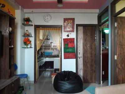 Gallery Cover Image of 750 Sq.ft 2 BHK Apartment for rent in Khanpur for 13500