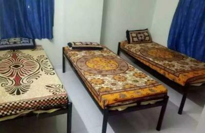 Bedroom Image of Shivani PG in Wadgaon Sheri