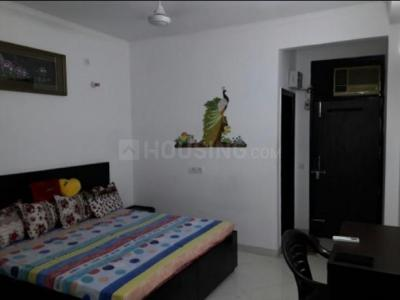 Bedroom Image of Dk Residency PG in Palam