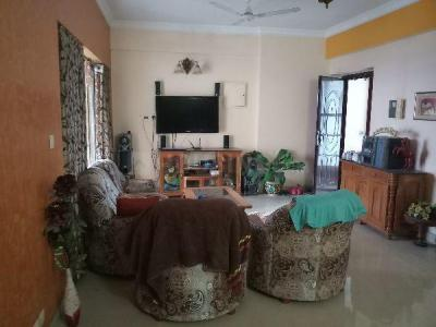 Gallery Cover Image of 1458 Sq.ft 3 BHK Apartment for rent in Jadavpur for 55000