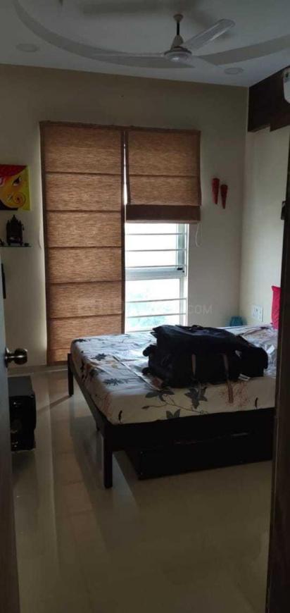 Bedroom Image of 1200 Sq.ft 3 BHK Apartment for rent in Mulund East for 45000