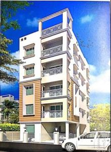 Gallery Cover Image of 1100 Sq.ft 3 BHK Apartment for buy in New Town for 4070000