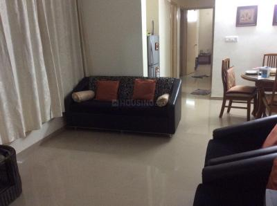 Gallery Cover Image of 1100 Sq.ft 3 BHK Apartment for rent in Provident Welworth City, Rajanukunte for 13000