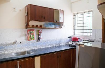 Kitchen Image of Girls PG in JP Nagar