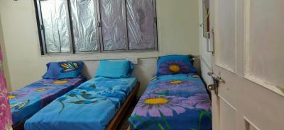 Bedroom Image of Jay Gauri PG Service in Bodakdev