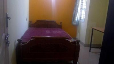 Bedroom Image of Global Village PG in Kodipur