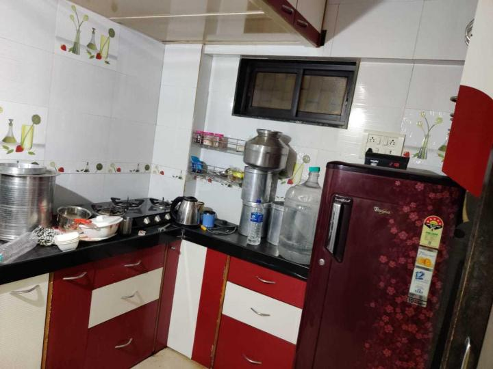 Kitchen Image of 350 Sq.ft 1 BHK Apartment for rent in Andheri East for 20000