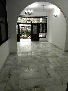 Gallery Cover Image of 3600 Sq.ft 3 BHK Independent Floor for rent in Safdarjung Development Area for 100000