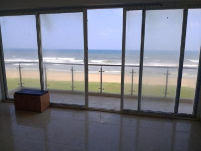 Gallery Cover Image of 2000 Sq.ft 3 BHK Apartment for rent in Uthandi for 55000