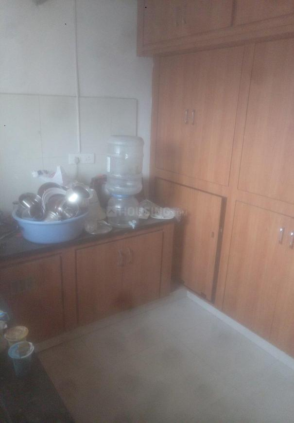 Kitchen Image of 1250 Sq.ft 2 BHK Apartment for rent in Rai Durg for 16000