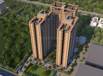 Gallery Cover Image of 1850 Sq.ft 3 BHK Apartment for buy in Ambli for 8500000