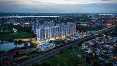 Gallery Cover Image of 682 Sq.ft 2 BHK Apartment for buy in Retreat at Godrej Prakriti, Sodepur, Kolkata, Sodepur for 4300000