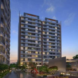 Gallery Cover Image of 998 Sq.ft 2 BHK Apartment for buy in Dhanori for 5258000