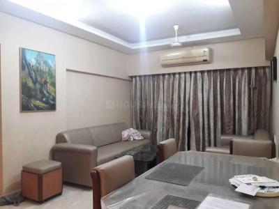 Gallery Cover Image of 1400 Sq.ft 3 BHK Apartment for rent in Bandra West for 125000