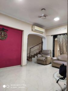 Gallery Cover Image of 1400 Sq.ft 2 BHK Apartment for rent in Airoli for 33000