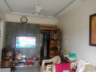 Gallery Cover Image of 655 Sq.ft 1 BHK Apartment for rent in Seawoods for 25000