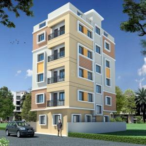 Gallery Cover Image of 935 Sq.ft 2 BHK Independent Floor for buy in Baguiati for 3600000